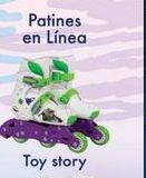 Oferta de Patines en línea Toy Story por