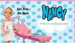 Oferta de Muñecas NancyUn día de Spa por