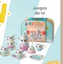 Oferta de Juego de té con accesorios Joy & fün por