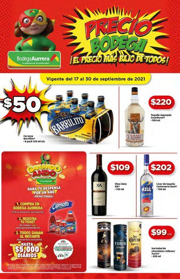 Oferta de Cerveza Barrilito por