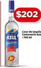 Oferta de Licor de tequila Centenario Azul 700ml por $202