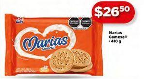 Oferta de Galletas Marias 410g por $26.5