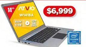 Oferta de Laptop Atvio por $6999