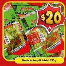 Oferta de Ensaladas Nutribits por $20
