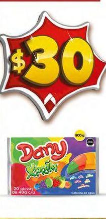 Oferta de Dulces Dany Xprim por $30