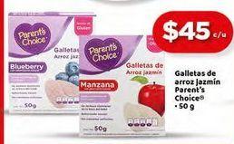 Oferta de Galletas de arroz Parent`s Choice por $45