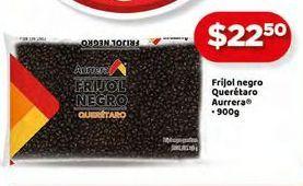 Oferta de Frijol negro Aurrera 900g por $22.5