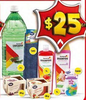 Oferta de Shampoo Aurrera por $25