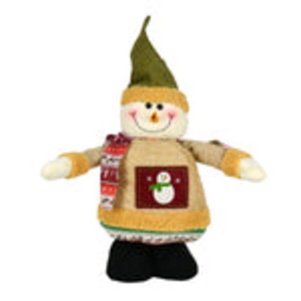 Oferta de Peluche Muñeco de Nieve para Decoración Navideña por $269.99