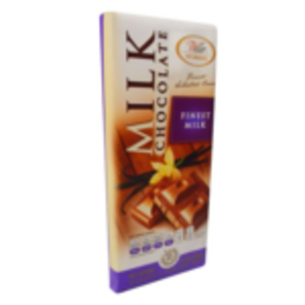 Oferta de Chocolate con Leche Waller 100g por $19.99