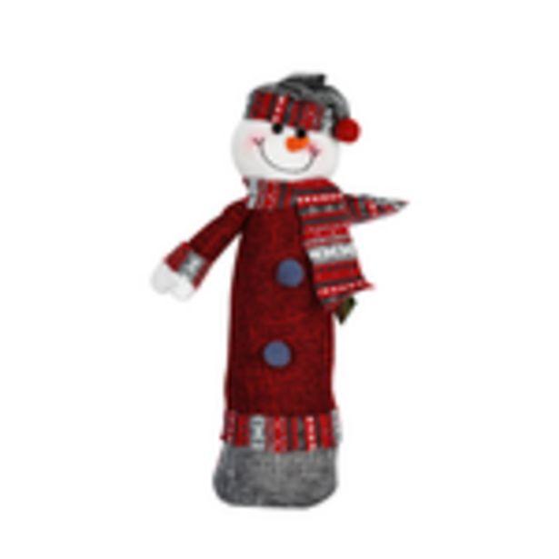 Oferta de Peluche Muñeco de Nieve para Decoración Navideña por $129.99