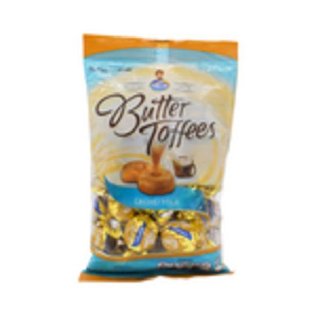 Oferta de Dulces Butter Toffees Leche 127g por $14.99