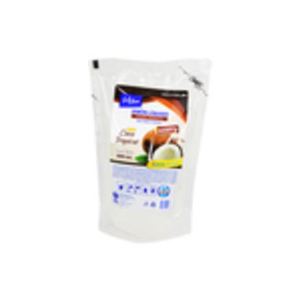 Oferta de Jabón Líquido Antibacterial para manos Coco Tropical Gel Kleen 600ml por $24.99