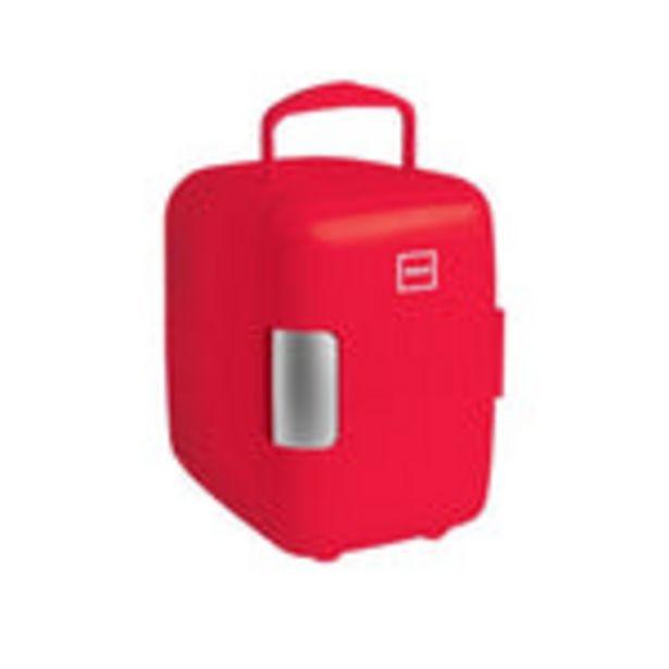Oferta de Mini Refrigerador RCA Rojo por $1299.99