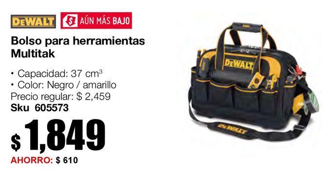Oferta de Bolso Herramienta Multitak por $1849