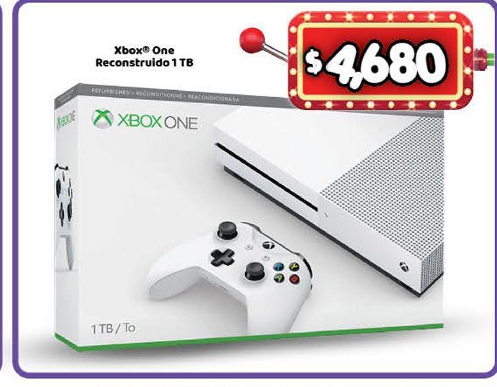 Oferta de Consolas Xbox One por $4680