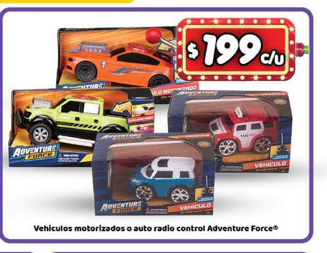 Oferta de Camión de juguete adventure force por $199
