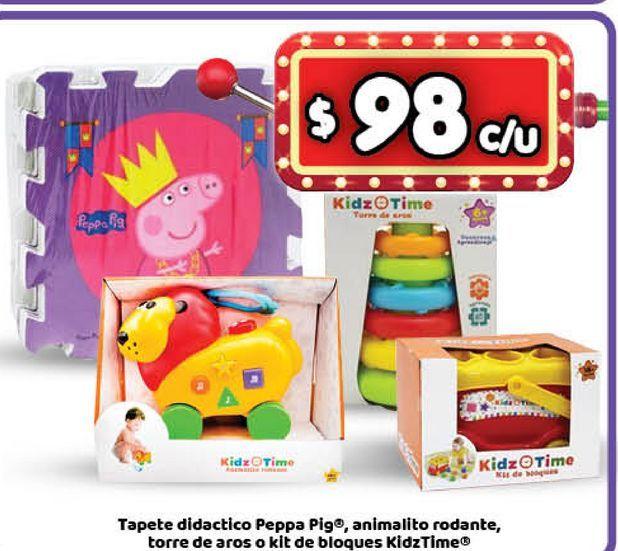 Oferta de Juguetes bebé kidz time | por $98