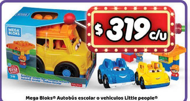 Oferta de Camión de juguete Mega Blocks por $319