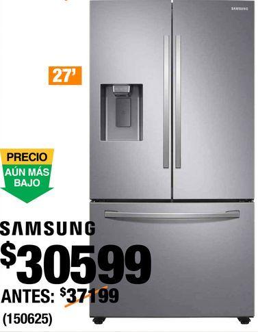 Oferta de Refrigeradores Samsung por $30599