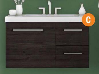 Oferta de Mueble para baño por $9865