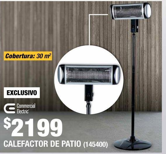 Oferta de Calefactor de Patio por $2199