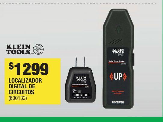 Oferta de LOCALIZADOR DIGITAL DE CIRCUITOS  por $1299