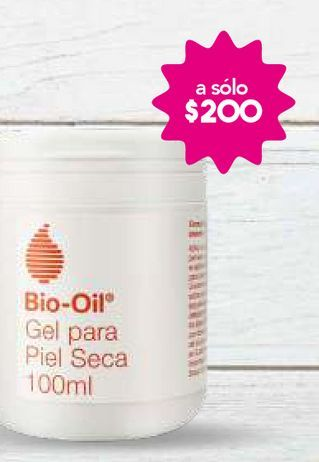 Oferta de Bio-oil gel para piel seca 100 ml por $200