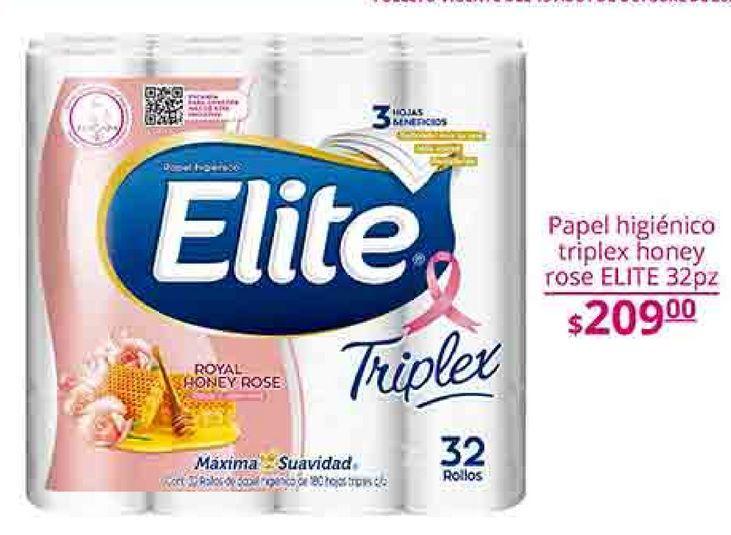 Oferta de Papel Higiénico Elite por $209
