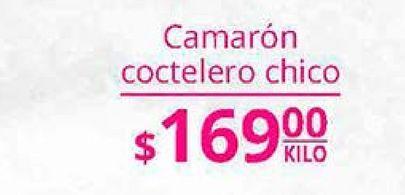 Oferta de Camarones por $169