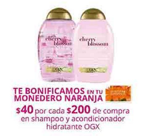 Oferta de Shampoo OGX por