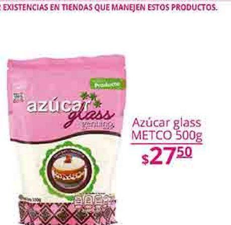 Oferta de Azúcar glass Metco por $27.5