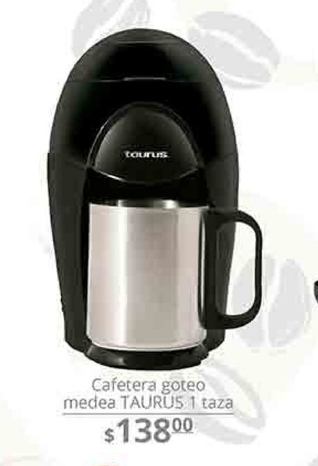 Oferta de Cafetera Taurus por $138