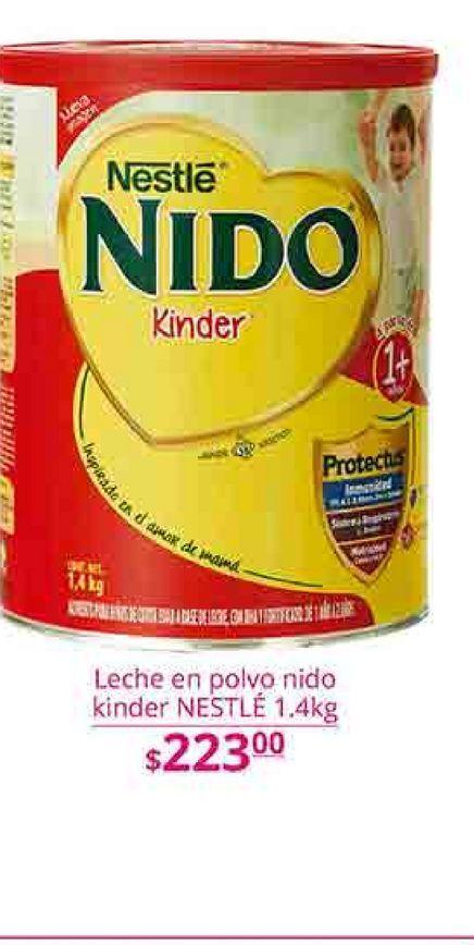 Oferta de Leche en polvo Nido por $223