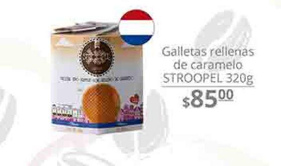 Oferta de Galletas stroopel por $85
