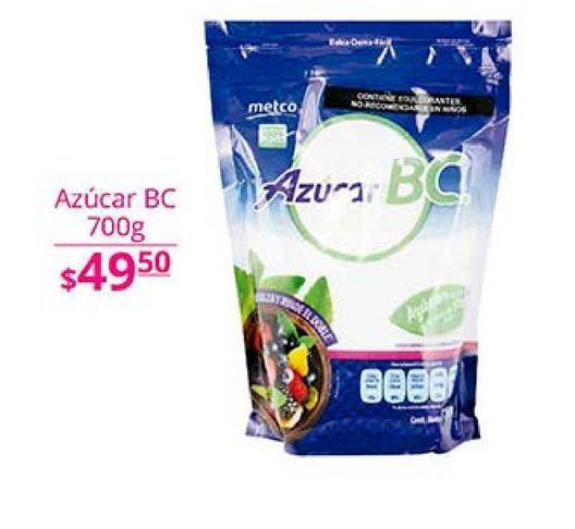 Oferta de Azúcar BC por $49.5