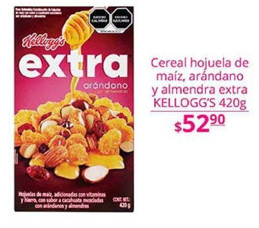Oferta de Cereales Extra Special por $52.9