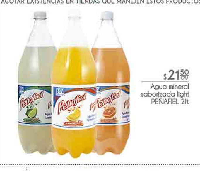 Oferta de Agua con sabor Peñafiel por $21.5