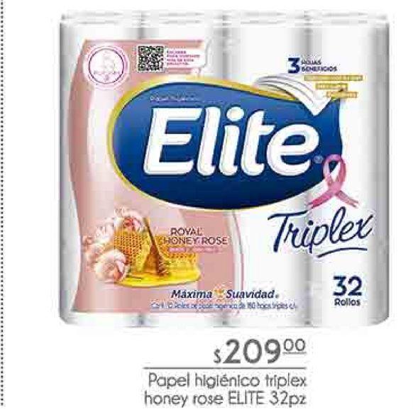 Oferta de Papel Higiénico Elite 32 pz por $209