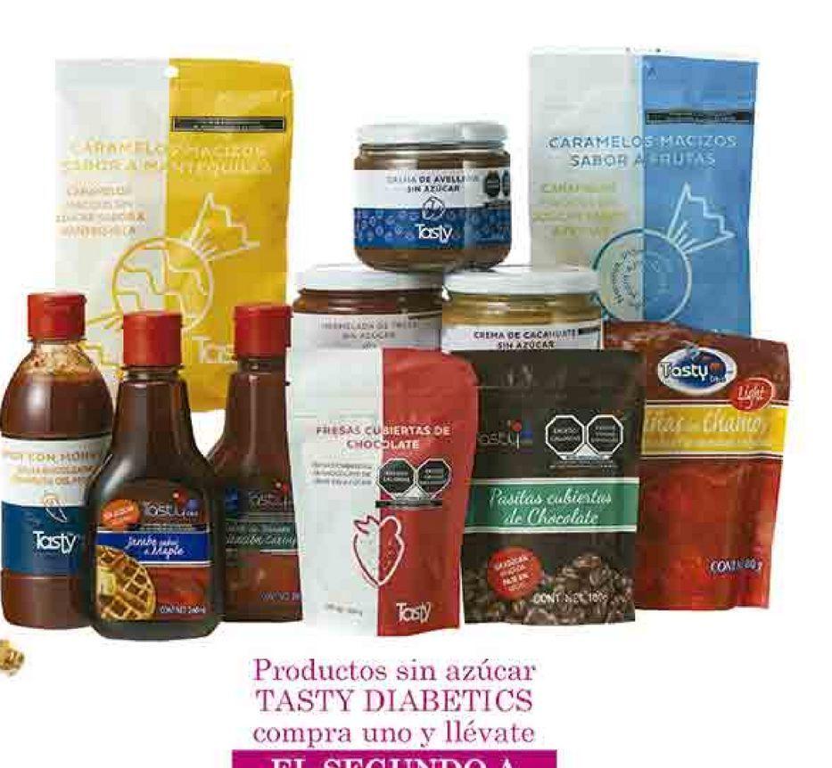 Oferta de Productos Tasty Dianetics por