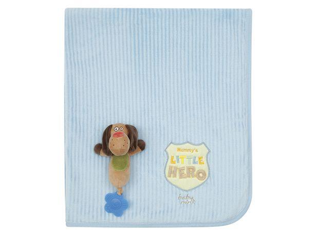 Oferta de Cobertor Frazada Escudo por $269