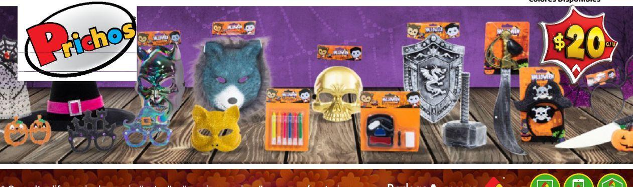 Oferta de Decoración de Halloween por $20