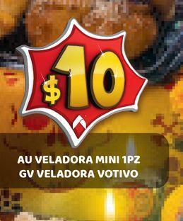 Oferta de Velas por $10