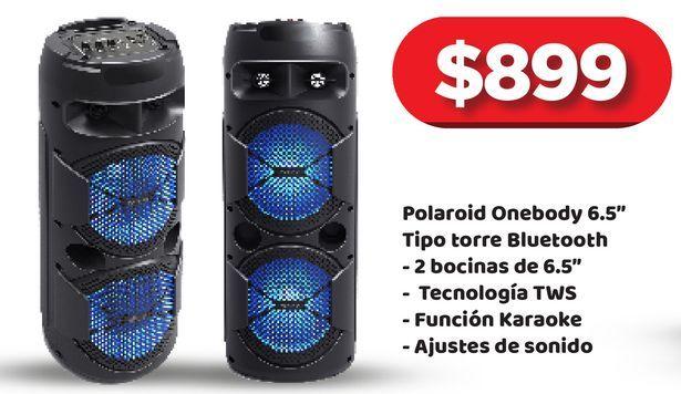 Oferta de Bocinas bluetooth por $899