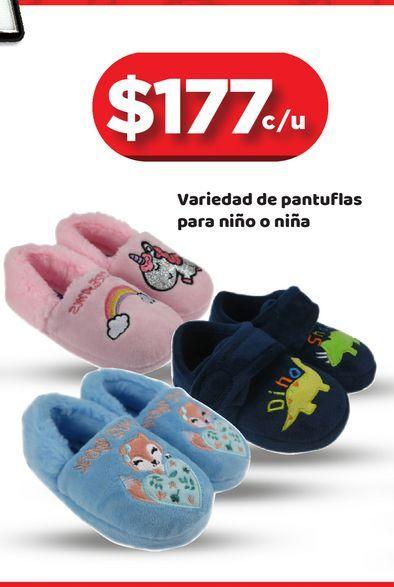 Oferta de Pantuflas por $177