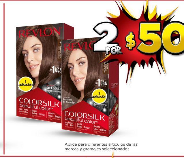 Oferta de Tintes para cabello Colorsilk por