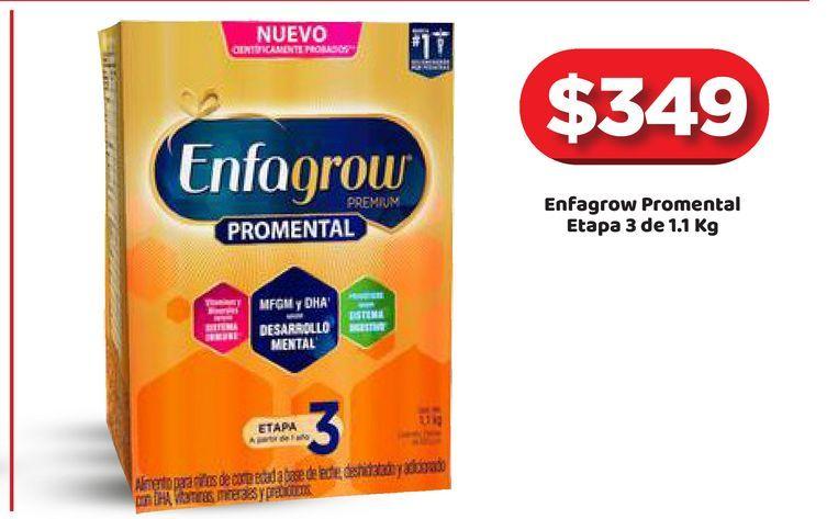 Oferta de Formula láctea Enfagrow por $349