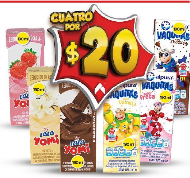 Oferta de Leche saborizada Alpura por $20