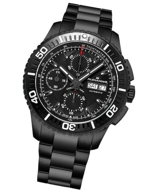 Oferta de Reloj Alexander Vanquish para hombre A420-02 por $27799