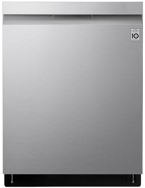 Oferta de Lavavajillas de empotre LG 15 servicios LDP6810SS por $18303.36